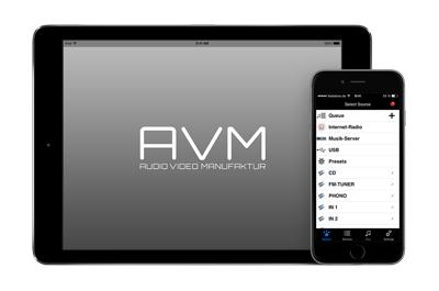 AVM Audio - EVOLUTION MP 5 2